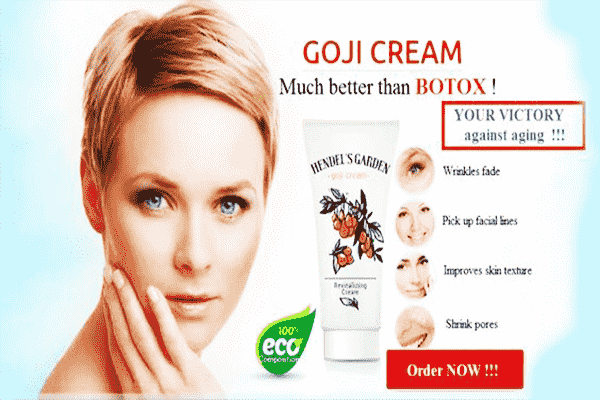 Goji Cream in Pakistan