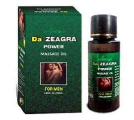 da zeagra power massage oil in pakistan