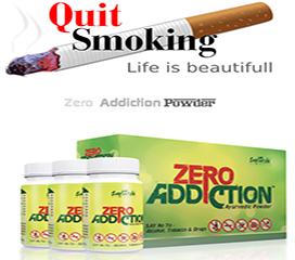 Zero Addiction in Pakistan