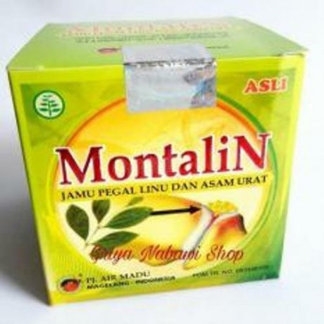 Montalin Capsule in Pakistan