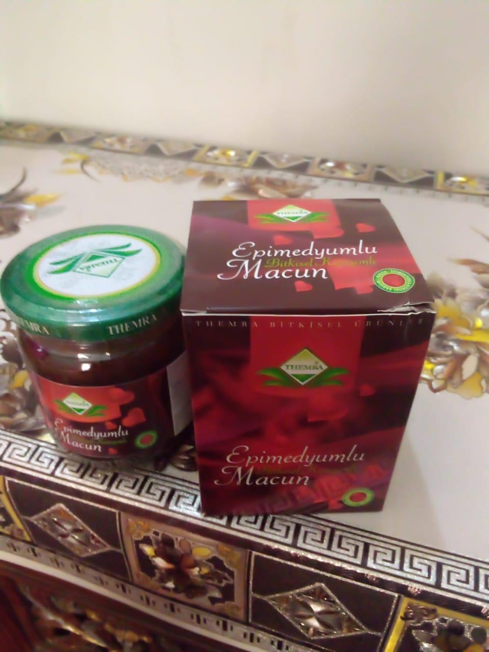 What is Themra Epimedium Macun in Islamabad – what does Epimedium macun do?